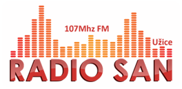Image result for Radio San, Užice
