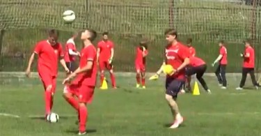 fudbalski kamp crvena zvezda