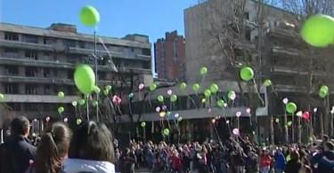 pustanje balona