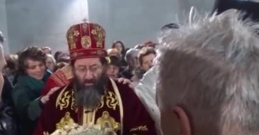 slava crkve sveta tri jerarha pozega