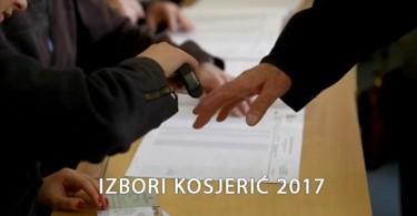 izbori kosjeric lokalni