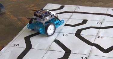 takmicenje u programiranju mbot robota