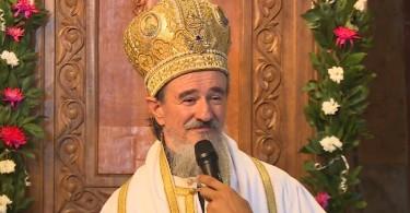 vladika atanasije ustolicen u manastiru mileseva