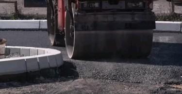 prvi sloj asfalta kruzni tok