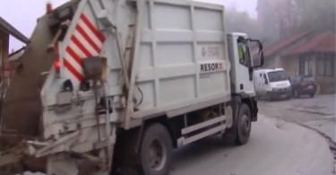 odlaganje otpada u selima