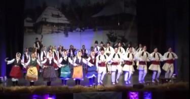 KUD Zlatibor svetosavski koncert najava