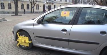 kandze za neporpisno parkirana vozila od sutra