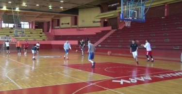 KK Sloboda trening 16.03.