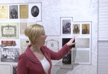 Zavicajno odeljenje narodnog muzeja UE Nova Varos.mpg.Still001